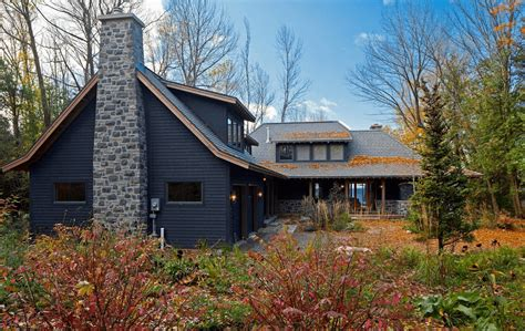 black homes for home improvment 20 dramatic home exteriors proving black