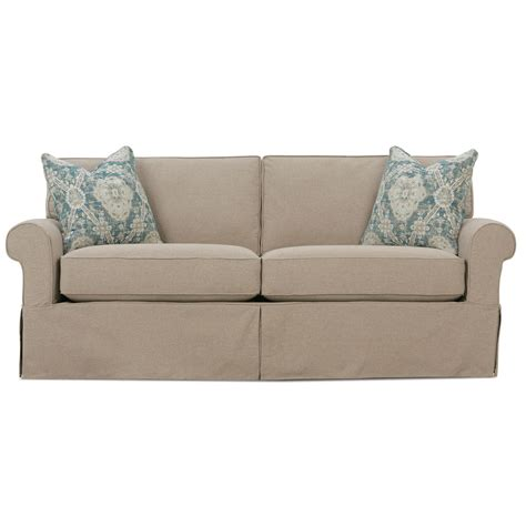 Rowe Nantucket A910r 000 Casual 2 Seat Slipcover Sofa Rowe Slipcover Sofa