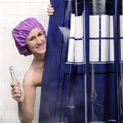doctor who curtains doctor who tardis shower curtain