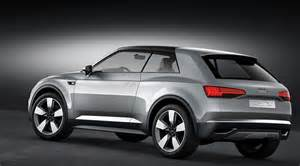 Audi Crosslane Coupe Audi Q2 2016 Tiny Suv Confirmed By Audi By Car Magazine