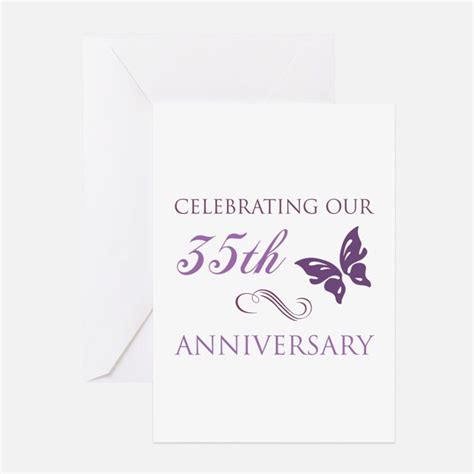 35th Wedding Anniversary Card Sayings by 35 Marriage Anniversary Greeting Cards Card Ideas