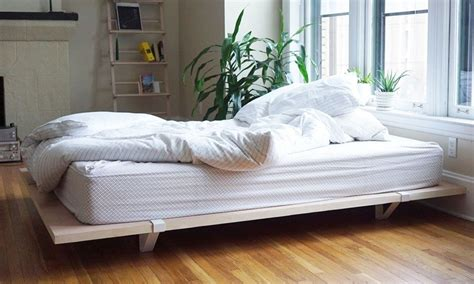 floyd diy platform bed frame cool material