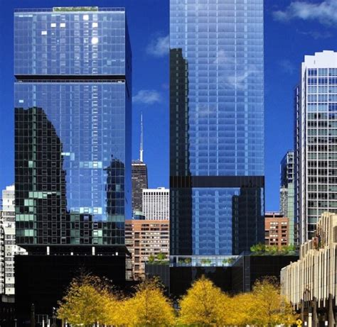 A Update From Chicago by Status Update Optima Ii Chicago Architecture