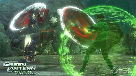 Green Lantern Rise Of The Manhunters Ps3 green lantern rise of the manhunters nintendo 3ds