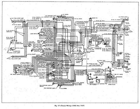 9 best images of 1955 pontiac wiring diagram ignition