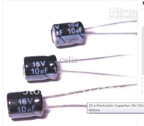 10uf 16v polarized capacitor 2017 radial electrolytic capacitor 10uf 16v electrolytic capacitor new from celie 18 8