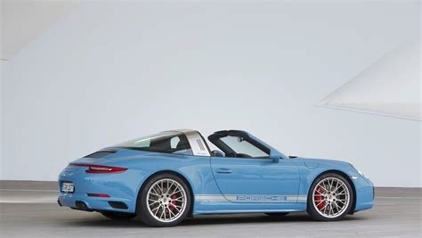 Neue Porsche 911 Targa 4s Exclusive Design Edition