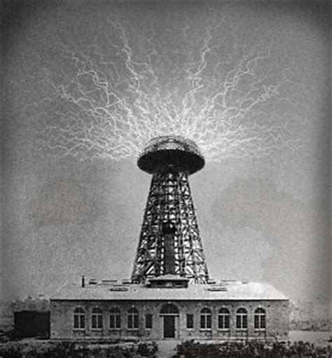 Tesla Wireless Electricity Wardenclyffe Tower