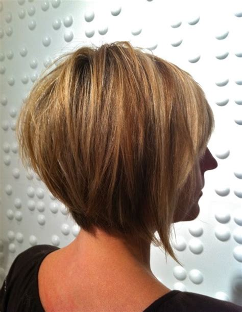 Hairstyle Tapered Bob by Tapered Bob Haircuts Ombre Hair Popular Haircuts