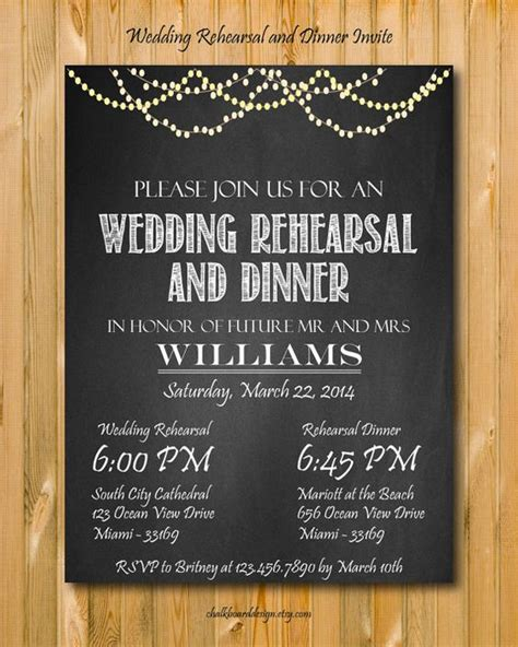 Wedding Dinner Invitation Card Template by Rehearsal Dinner Invitations Dinner Invitations And