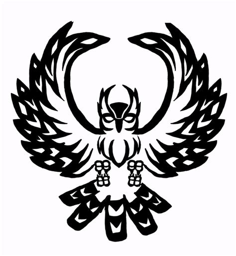owl art tattoo clipart best
