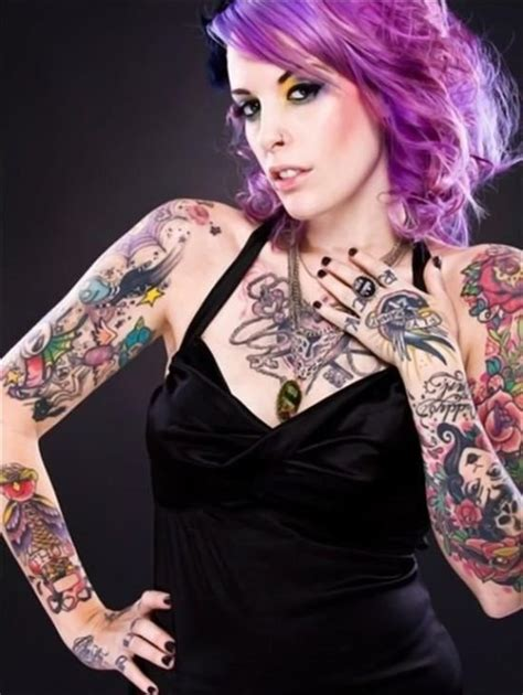 hot tattoo makeup high quality tattoos beautiful women with sexy tattoos
