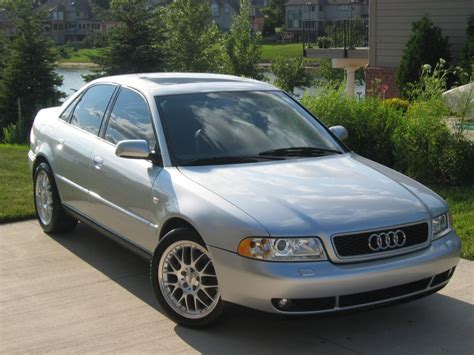 Audi A4 Baujahr 2000 by 2000 Audi A4 Information And Photos Momentcar
