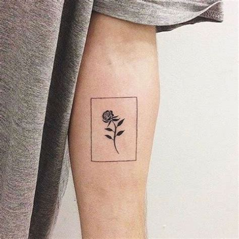 easy rose tattoo 70 small ideas to inspire your next ink small