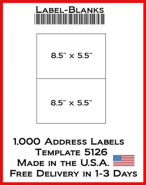 avery template 5126 avery shipping label template 5126 the hakkinen