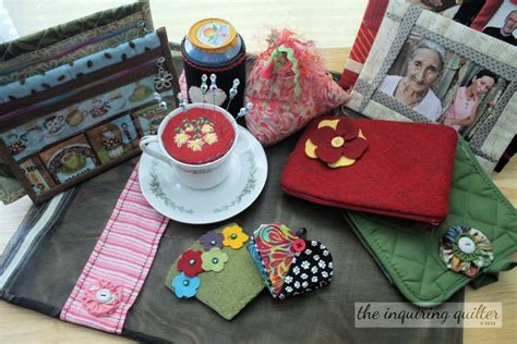 Handmade Gifts For Quilters - 12 days of handmade gifts for quilters the inquiring quilter