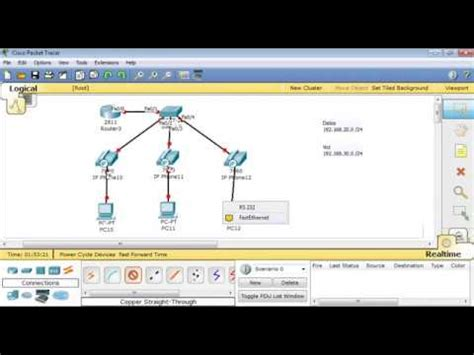 tutorial cisco packet tracer vlan tutorial red vlan con telefonos ip packet tracer doovi