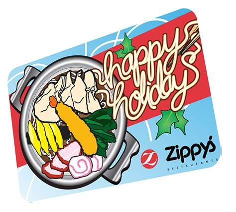 Zippy S Gift Card - the gift of giving comfort food zippy s dining out