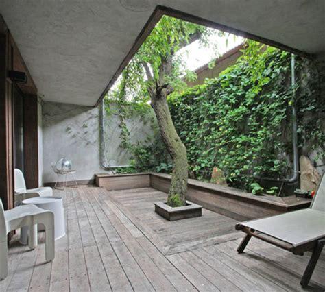 casas con jardin interior una casa con jard 205 n beneficios top building