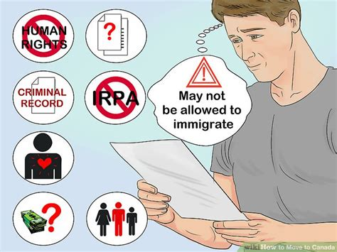 moving to canada how to move to canada 11 steps with pictures wikihow