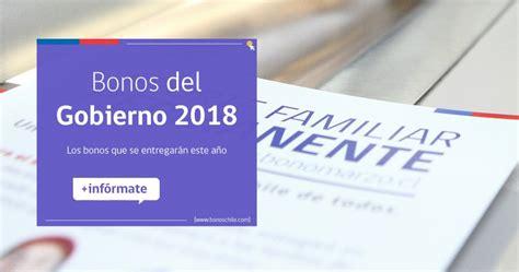 bono de invierno bonos del gobierno de chile los bonos que el gobierno entregar 225 durante el 2018