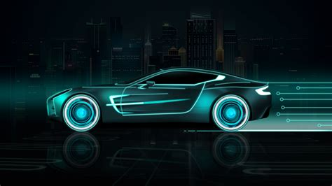 car wallpaper photoshop tutorial wallpaper supercar cgi neon lights photoshop hd