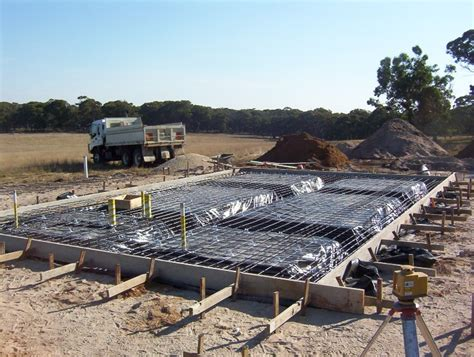 Cement House Plans by 7 Raft Slab Huff N Puff Strawbale Constructions
