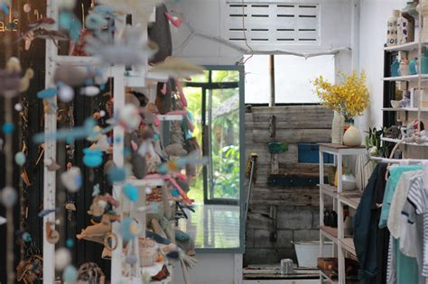 the handmade shop on lanta thailand m艨k interiors
