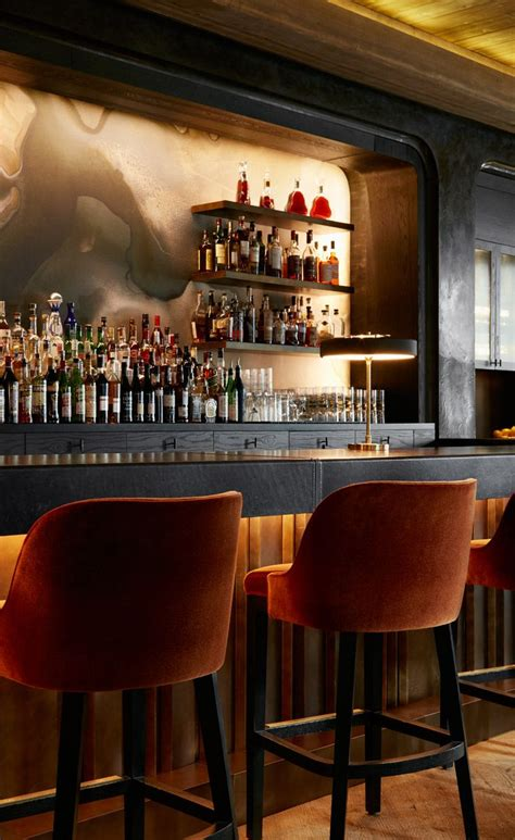 25 best ideas about bar designs on basement