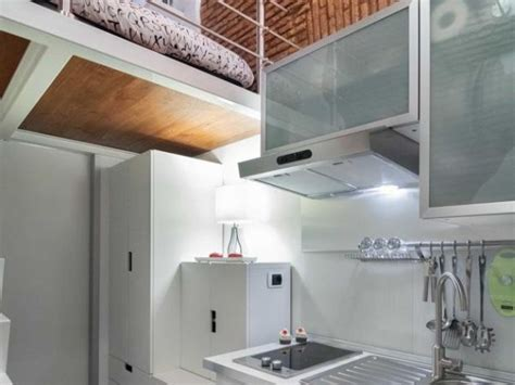 75 sq feet marco pierazzi s compact house has just 75 sq ft in floor