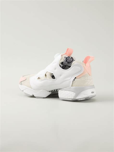 new reebok sneakers reebok new year sneakers in white lyst