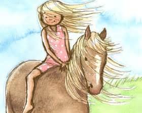Pink Shabby Chic Bedroom Ideas - children s wall art print s room art horse s room decor customizable hair