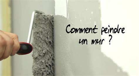 Tuto Peindre Un Mur by Tutoriel Vid 233 O Comment Peindre Un Mur