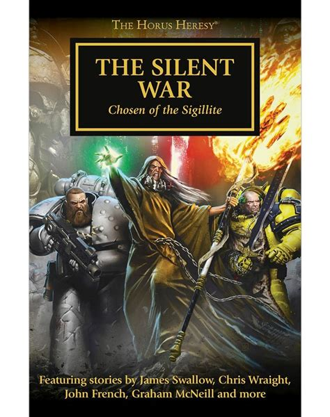 the crimson king the horus heresy books horus heresy the silent war with malcador announced