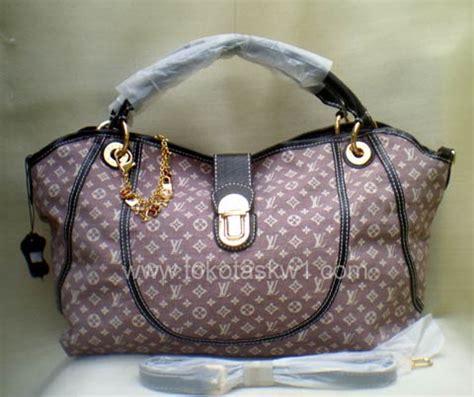 Tas Import Wanita Pink Purple tas branded lv tas wanita murah toko tas