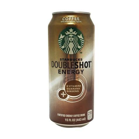 energy drink at starbucks starbucks doubleshot energy energy coffee coffee drink
