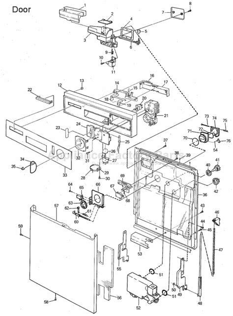 Parts For 1473 Asko Dishwashers