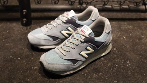 New Balance Handmade - new balance m577 made in uk denim navy sneakerfiles