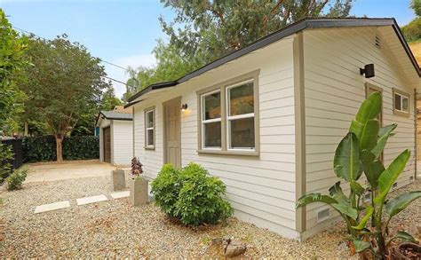 480 Sq. Ft. Tiny Cottage in Los Angeles For Sale