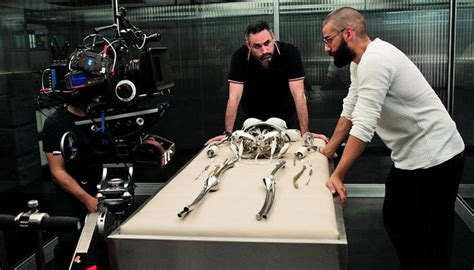 director of ex machina exclusive oscar isaac reteams with ex machina director