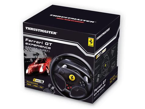 Gt Experience 2 In 1 Racing Wheel Pc Ps3 Ps2 racing wheel gt experience 3 in 1 rumble ps2