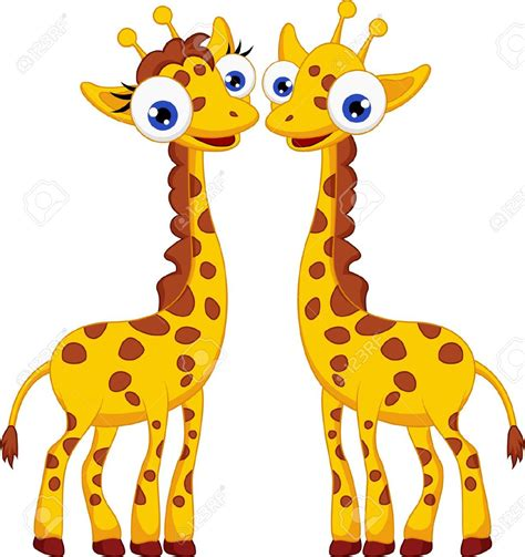 imagenes jirafas animadas jirafa animada buscar con google animals 1 pinterest