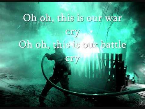 battlecry worship battle cry michael gungor