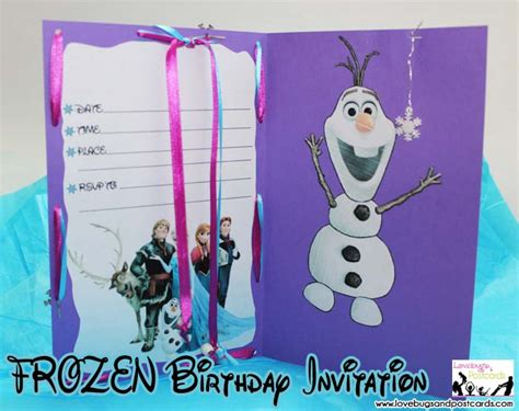 printable frozen birthday party invitations best photos of disney frozen printable templates frozen