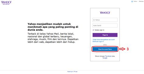 cara membuat website yahoo cara membuat email di yahoo mail mari belajar blog