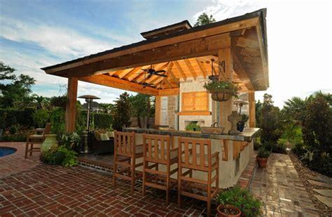 backyard builders lafayette la outdoor kitchen traditional patio