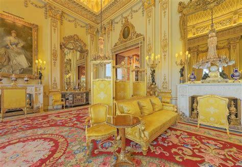 buckingham palace bedrooms windsor castle