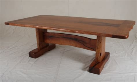 Mesquite Dining Table With Natural Edge Texas Mesquite Co Mesquite Dining Table