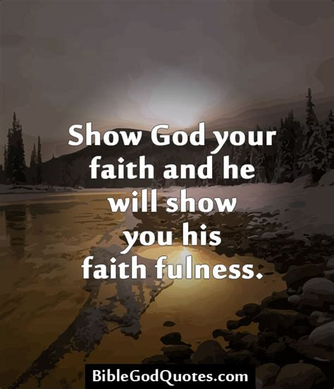 Faith Is Powerful faith in god quotes and sayings quotesgram