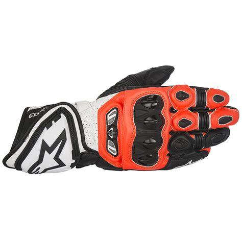 alpinestar gp tech alpinestars gp tech glove red white black motostorm